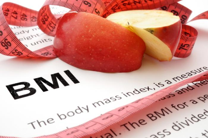 [A definition of BMI]